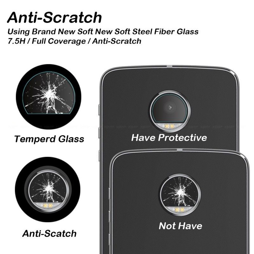 Anomaly Antiscratch Lenses Protect Tempered Glass