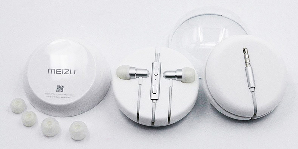 Наушники Meizu EP-31 In-Ear HeadPhones e-star.com.ua