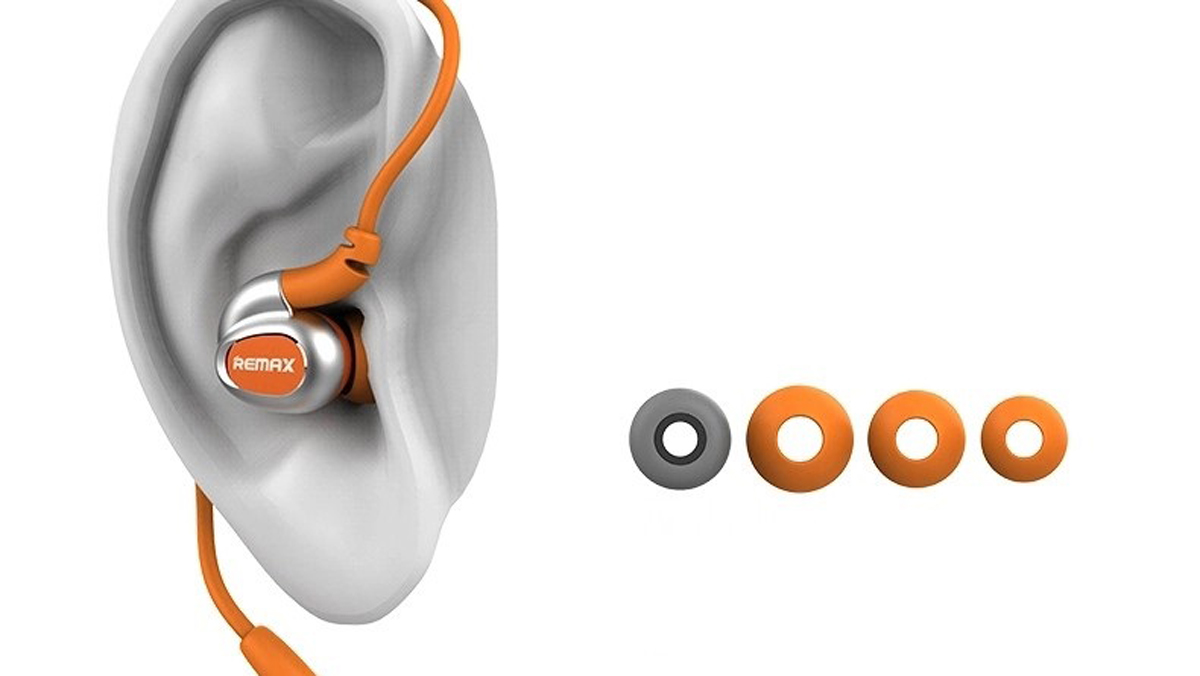Remax Rm S1 Pro Original Sport In Ear Earphone E Starcomua