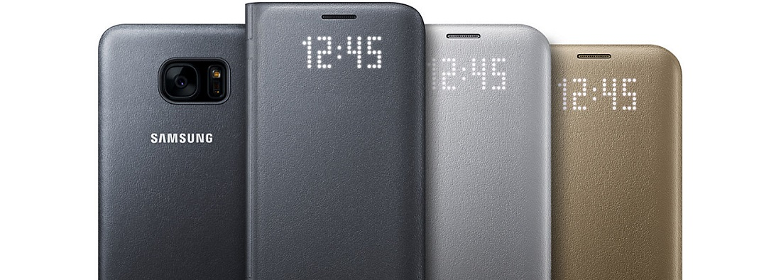 Чехол Samsung LED View Cover