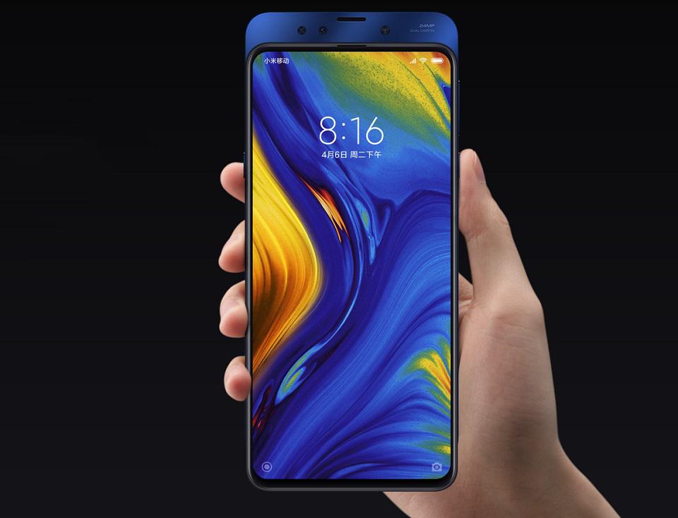 Смартфон Xiaomi Mi Mix 3